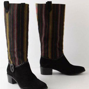 Anthropologie Mayan Ikat Boots 7